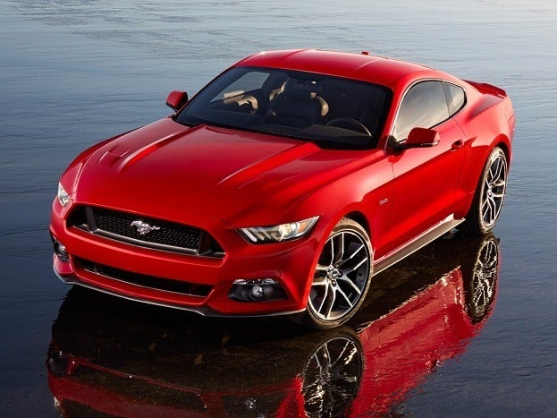 The All-New 2015 Ford Mustang