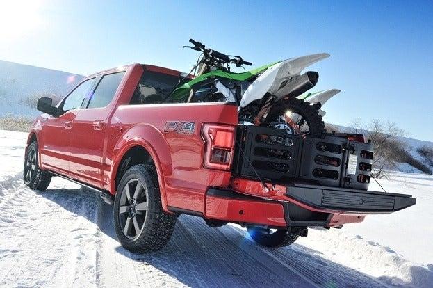 2015 Ford F-150 rear