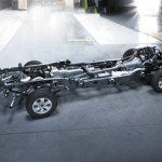 2015 Ford F-150 chassis
