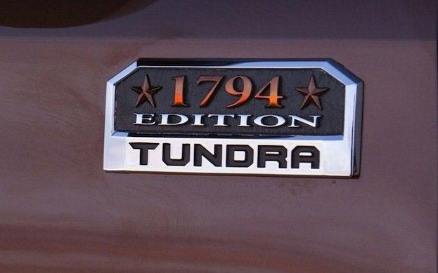 1794 Edition Tundra