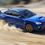 2015 Subaru WRX STI, Running Unopposed
