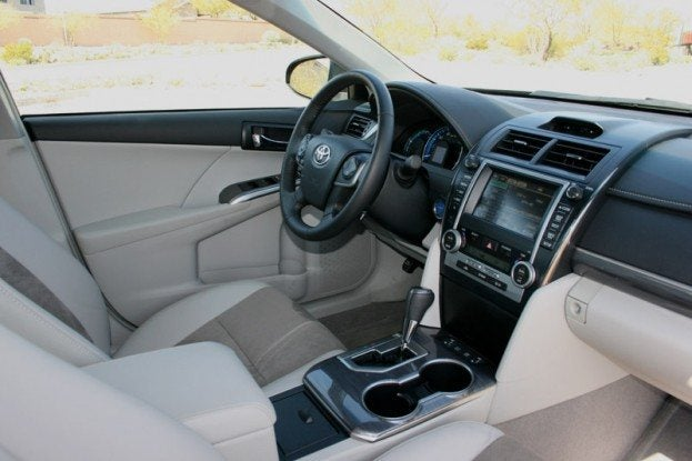 Toyota Camry Cabin
