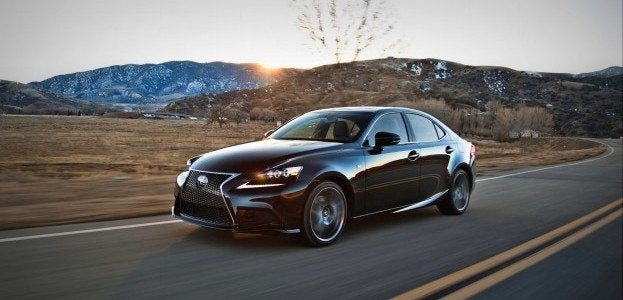2014 Lexus IS350 F-Sport Review