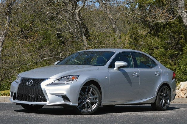 2014 lexus is350 f sport review. Black Bedroom Furniture Sets. Home Design Ideas