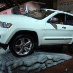 Jeep Grand Cherokee 2012 Canadian International Auto Show