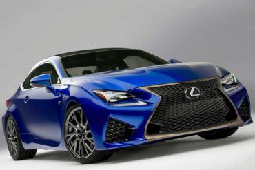 Lexus RC F 2015 Wallpapers
