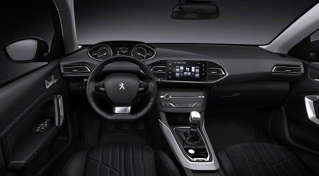 New Peugeot 308 Interior