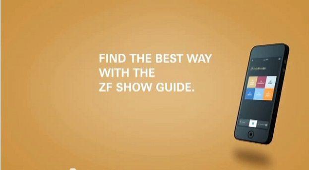 ZF AutoShowMe App