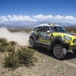 Nani Roma Wins Car Category of 2014 Dakar Rally
