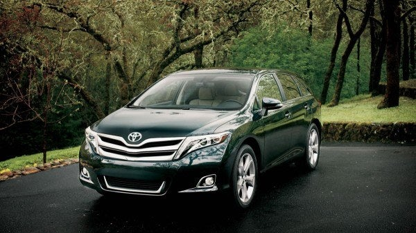 Venza Review Car And Driver