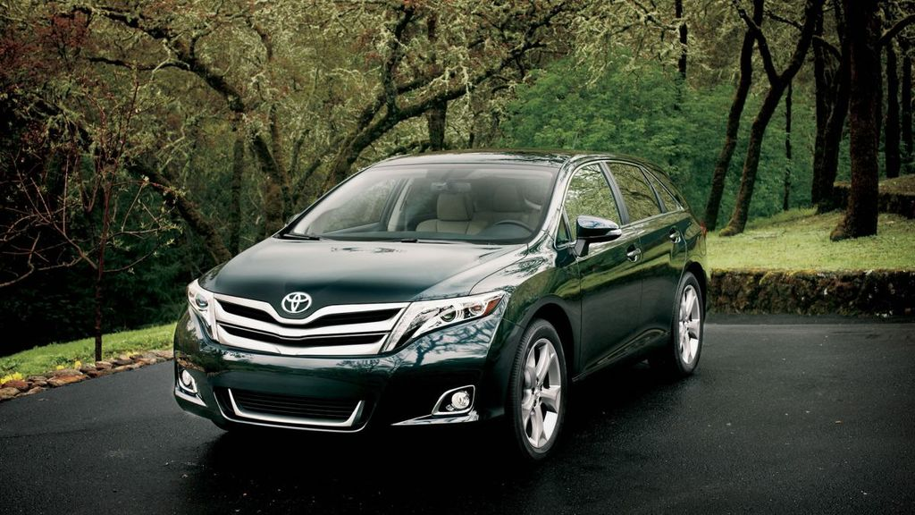 2014 toyota venza v6 awd review. Black Bedroom Furniture Sets. Home Design Ideas