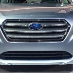 2015 Subaru Legacy Front