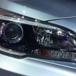 2015 Subaru Legacy Headlight