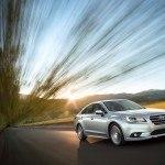 2015 Subaru Legacy Front 3/4