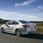 2015 Subaru Legacy Rear 3/4