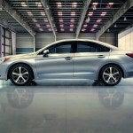 2015 Subaru Legacy 9