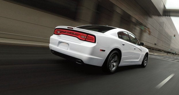 Dodge Charger SE Rear