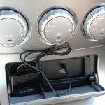 CoolStream Duo in car 1