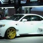 DeviantART Lexus IS Concept Low Res
