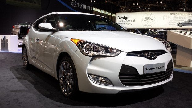 Hyundai Veloster REFLEX