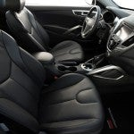 Hyundai Veloster RE:FLEX Edition Interior