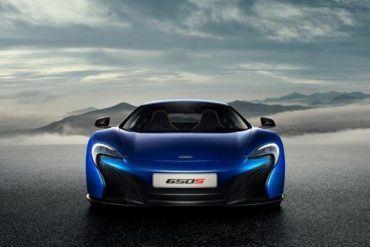 Mid-Range McLaren 650S Supercar Revealed 23