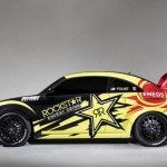 A 560-Horsepower Superbug: 2014 Global RallyCross Volkswagen Beetle