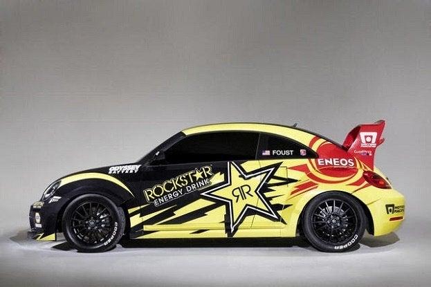 Rockstar GRC VW Beetle