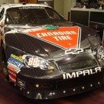 Ron Fellows NASCAR Nationwide Chevrolet