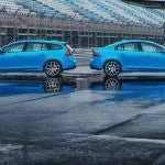 Volvo S60 and V60 Polestar Side Profiles
