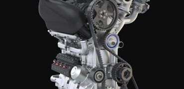 ZEOD Engine Large 04 370x180 - Nissan's 88-Pound ZEOD RC Sports Car Engine