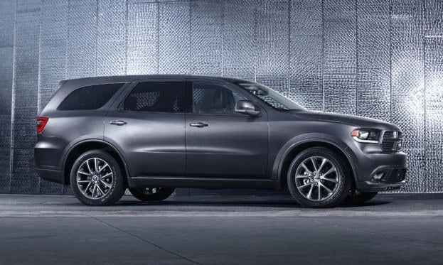 Dodge Durango R/T side