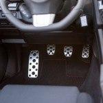 2015 Subaru WRX pedals