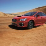 2015 Subaru WRX 4