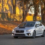 2015 Subaru WRX 6