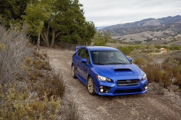 2015 Subaru WRX STI (1)
