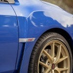 2015 Subaru WRX STI fender
