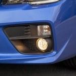 2015 Subaru WRX STI foglight