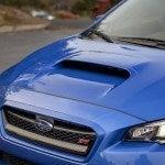 2015 Subaru WRX STI indcution