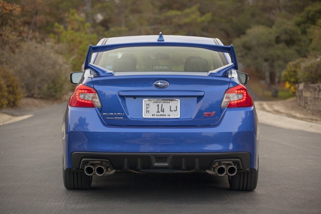 2015 subaru wrx sti everything we know autos post. Black Bedroom Furniture Sets. Home Design Ideas
