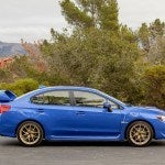 2015 Subaru WRX STI side