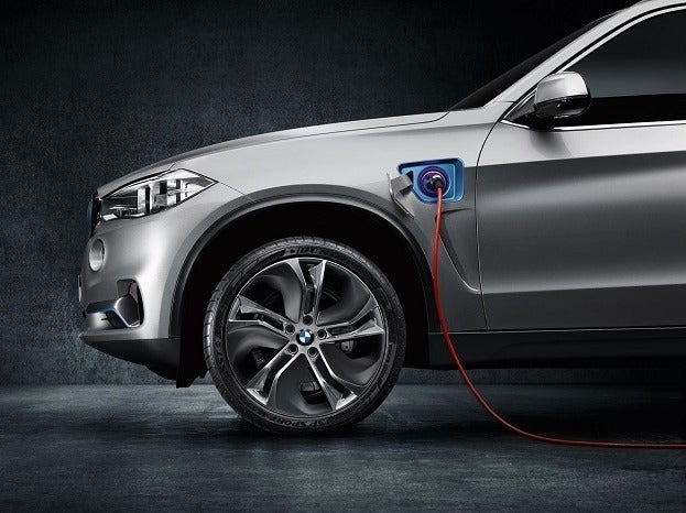 BMW X5 eDrive P90131128