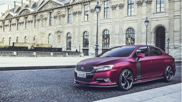 300 Horsepower Citroen Ds 5ls R Concept Debuting In China