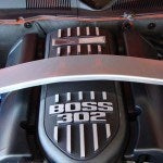 Ford Mustang Boss 302 Engine