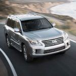 2014 Lexus LX570 Review