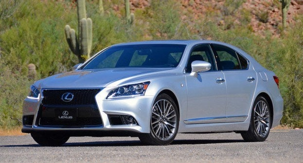 2014 lexus ls460 awd review. Black Bedroom Furniture Sets. Home Design Ideas