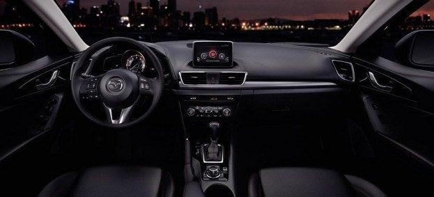 Mazda3 cabin