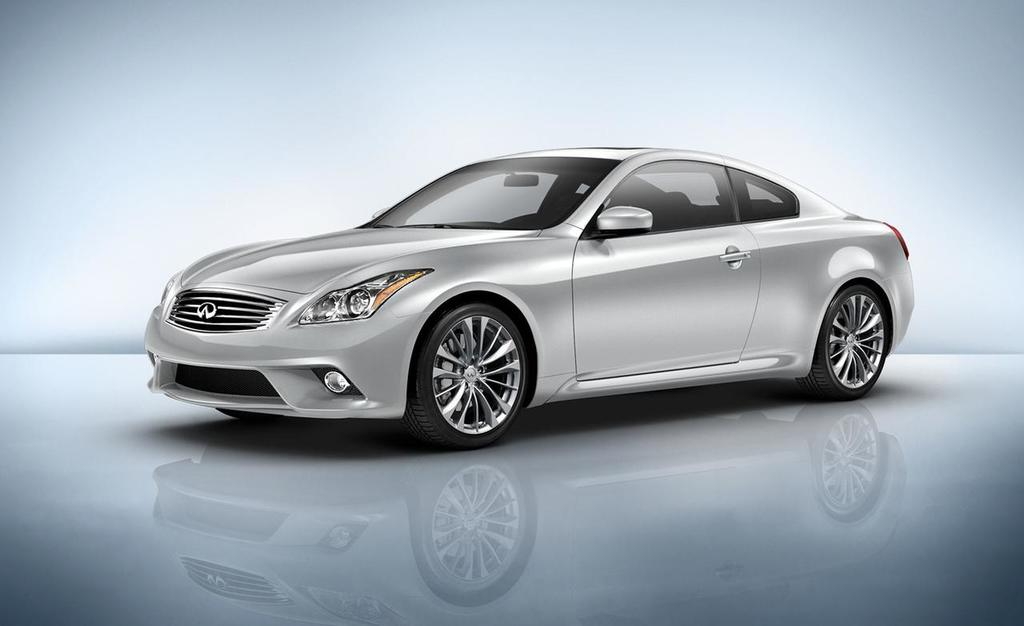 2014 Infiniti Q60 Coupe AWD Review