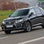 2014 Lexus RX 350 F-Sport Review