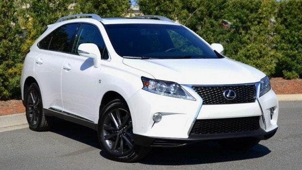 2014 lexus rx 350 f sport review. Black Bedroom Furniture Sets. Home Design Ideas